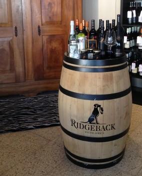 Ridgeback Barrique Fass 225 l Eiche 1. Wahl 249 € plus 50 € Fracht - Lieferung nur nach Deutschland